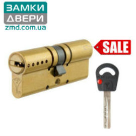 Цилиндр Mul-t-lock Classic 120 (50x70), латунь, 3 кл.