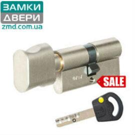 Цилиндр Mul-t-lock Classic 110 (65x45)T, тумблер, никель, 3 кл.