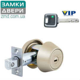 MUL-T-LOCK DEAD_BOLT HERCULAR SATIN_NICKEL MT5+ VIP