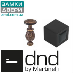 Стопор дверной DnD Martinelli Италия