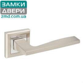 Ручки дверные HISAR AS 04 SN/CP, сатин хром