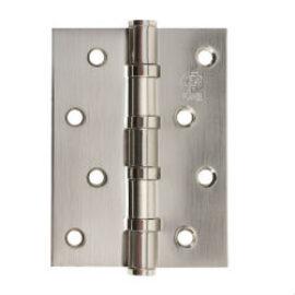 Петли дверные GAVROCHE, матовый никель