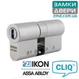 Цилиндры IKON_CLIQ_GO_ASSA ABLOY