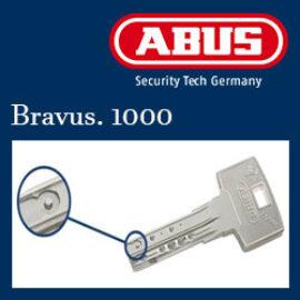 Цилиндры ABUS BRAVUS 1000