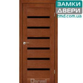 Двери DARUM_VELA_Орех роял_Black