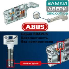 Цилиндры ABUS BRAVUS