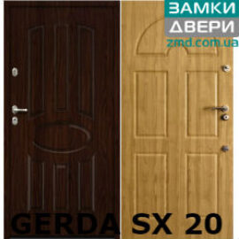 Двери входные GERDA SX20