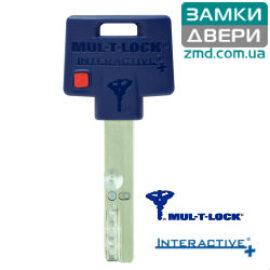 Ключ MUL-T-LOCK Interactive+ 1KEY