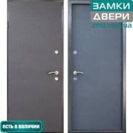 Двери Страж Гладкая Proof Sendwich , антрацит