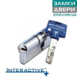 Цилиндры Mul-t-lock Interactive+