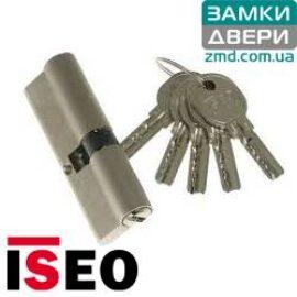 Цилиндр ISEO R6 105 (50x55) никель сатин