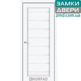 Двери KORFAD_PIANO_DELUXE PND-01, белый перламутр