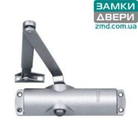 Доводчик дверной GEZE TS1000 серебрянный