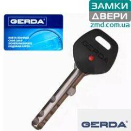 Дубликат ключа GERDA TITAN