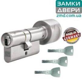 Цилиндр Winkhaus keyTec X-TRA 60 (30х30)Т никель, 3кл